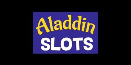 Aladdin Slots Casino  - Aladdin Slots Casino Review casino logo